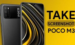 How to Take Screenshot In Poco M3 – 6 EASY METHODS!