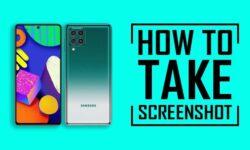 How to Take Screenshot on Samsung Galaxy F62: 6 EASY WAYS!