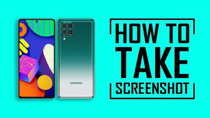 How to Take Screenshot on Samsung Galaxy F62
