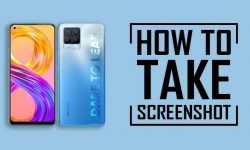 How to Take Screenshot on Realme 8 Pro? 7 EASY WAYS!
