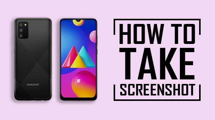 How to Take Screenshot on Samsung Galaxy M02s