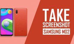 How to Take Screenshot on Samsung Galaxy M02: 6 EASY WAYS!