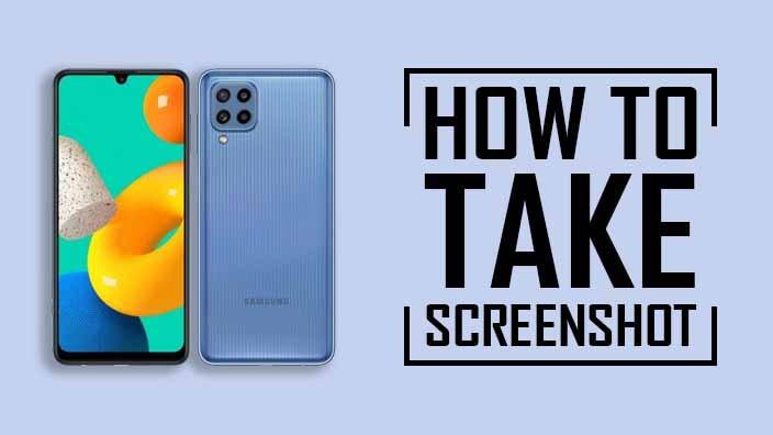 How to Take Screenshot on Samsung Galaxy M32