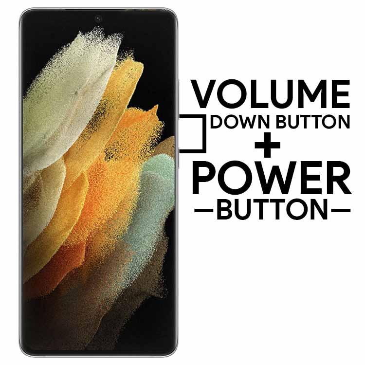 Screenshot In Samsung Galaxy S21 Ultra